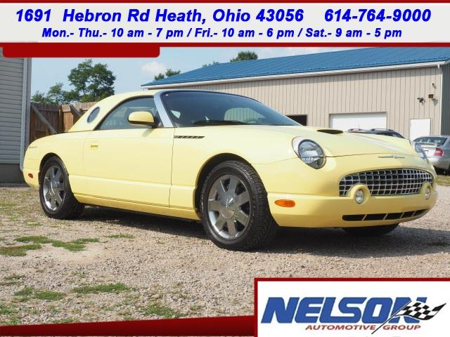 2002 Ford Thunderbird (CC-1388962) for sale in Marysville, Ohio