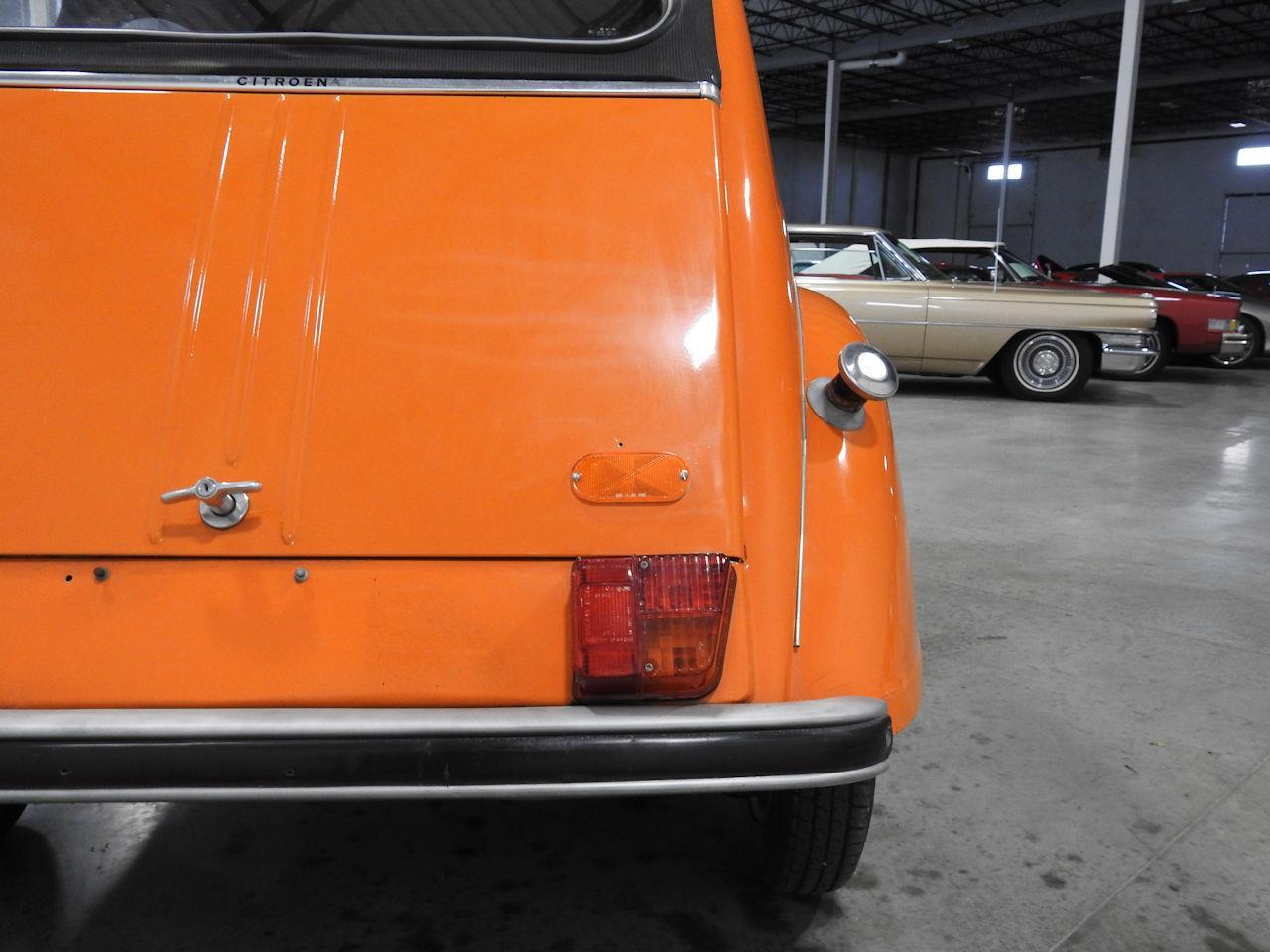 1967 Citroen 2CV (CC-1388965) for sale in O'Fallon, Illinois