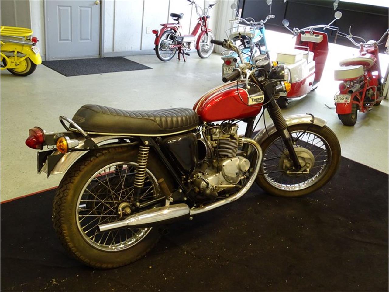 1971 Triumph Motorcycle (CC-1388967) for sale in Greensboro, North Carolina
