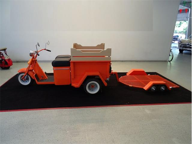 1956 Cushman Motorcycle (CC-1388968) for sale in Greensboro, North Carolina
