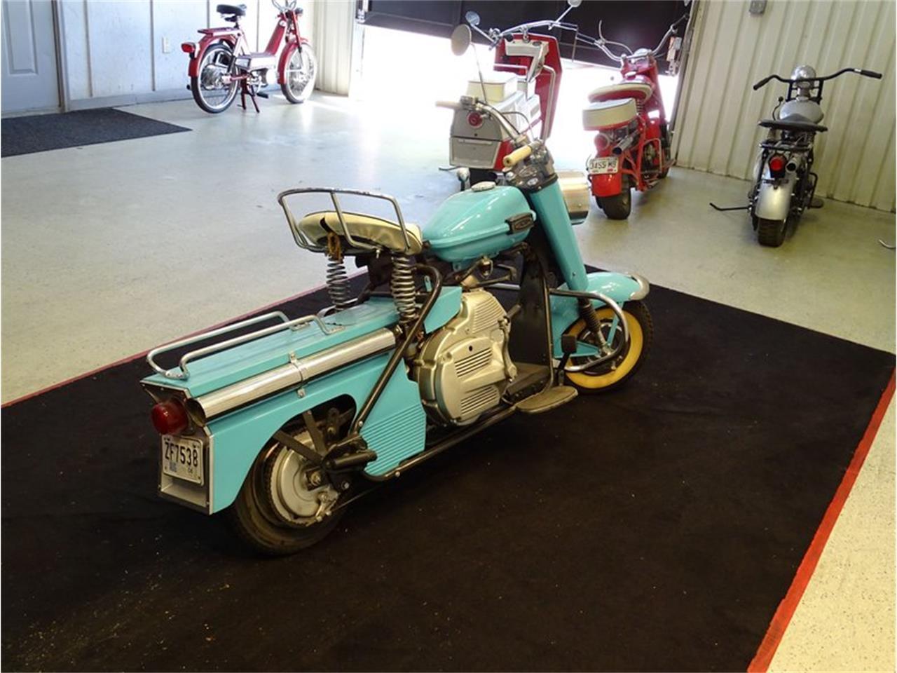 1963 Cushman Motorcycle (CC-1388969) for sale in Greensboro, North Carolina