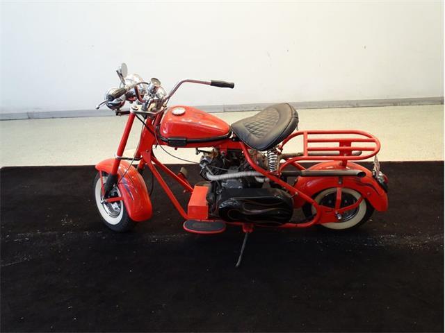1957 Cushman Motorcycle (CC-1388970) for sale in Greensboro, North Carolina