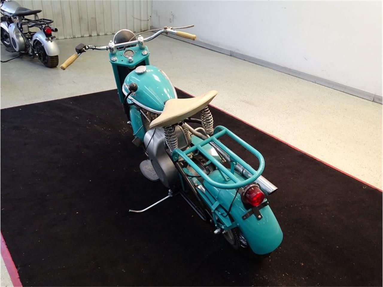1956 Cushman Motorcycle (CC-1388971) for sale in Greensboro, North Carolina