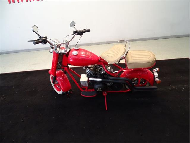 1958 Cushman Motorcycle (CC-1388972) for sale in Greensboro, North Carolina