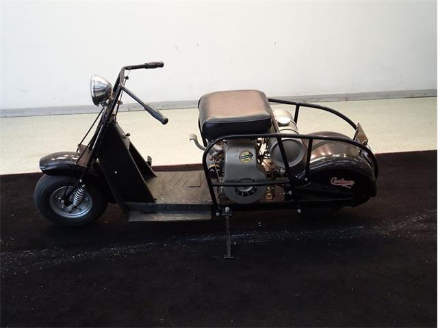 1948 Cushman Motorcycle (CC-1388975) for sale in Greensboro, North Carolina