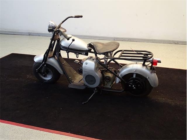 1952 Cushman Motorcycle
