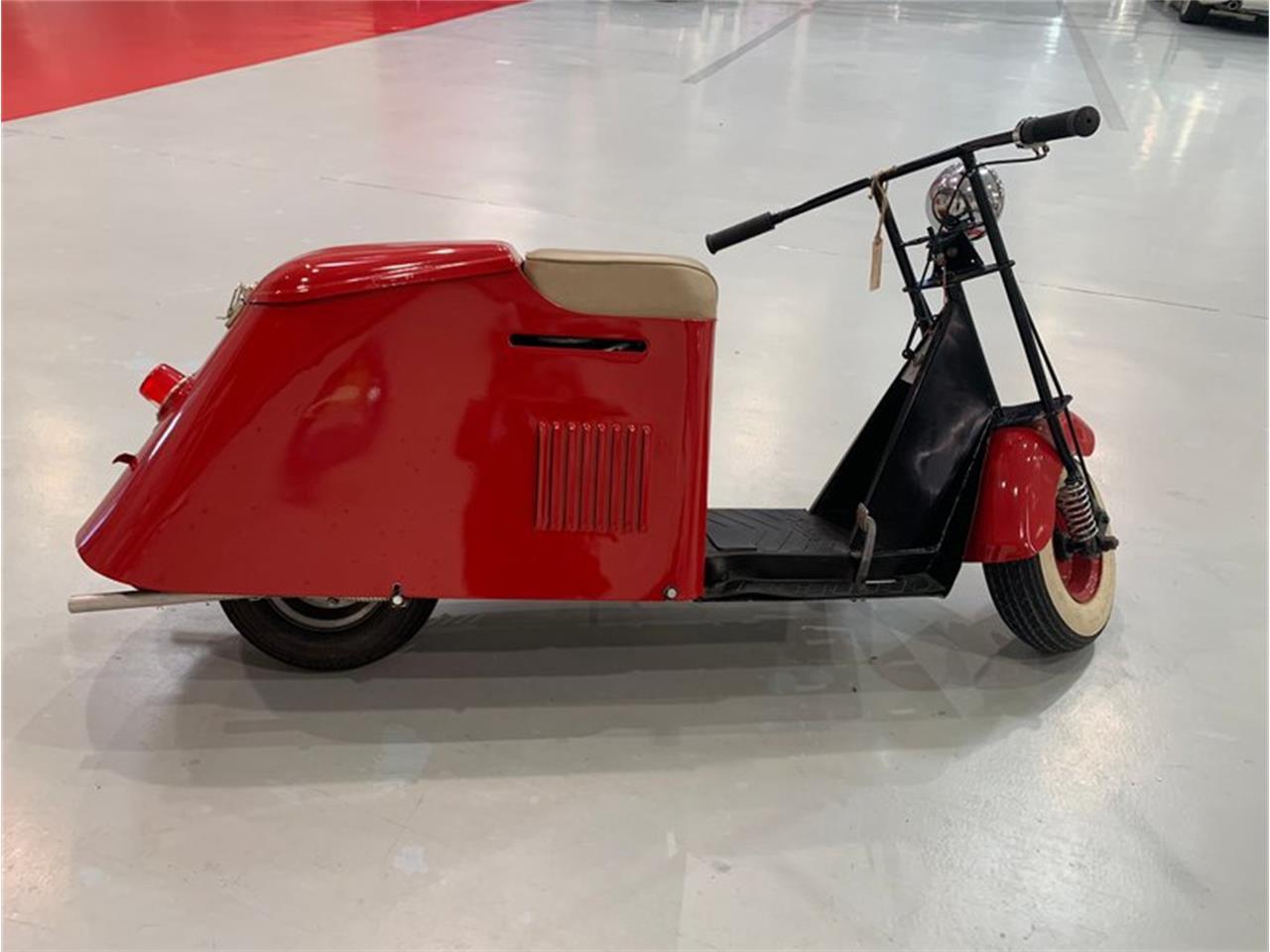1949 Cushman Motorcycle (CC-1388977) for sale in Greensboro, North Carolina