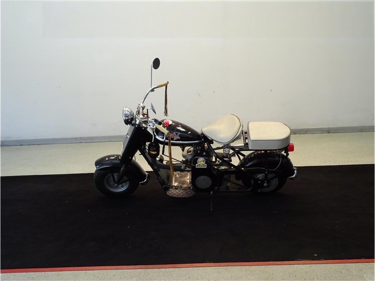 1957 Cushman Motorcycle (CC-1388978) for sale in Greensboro, North Carolina