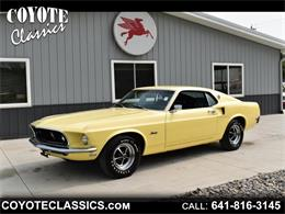 1969 Ford Mustang (CC-1388986) for sale in Greene, Iowa