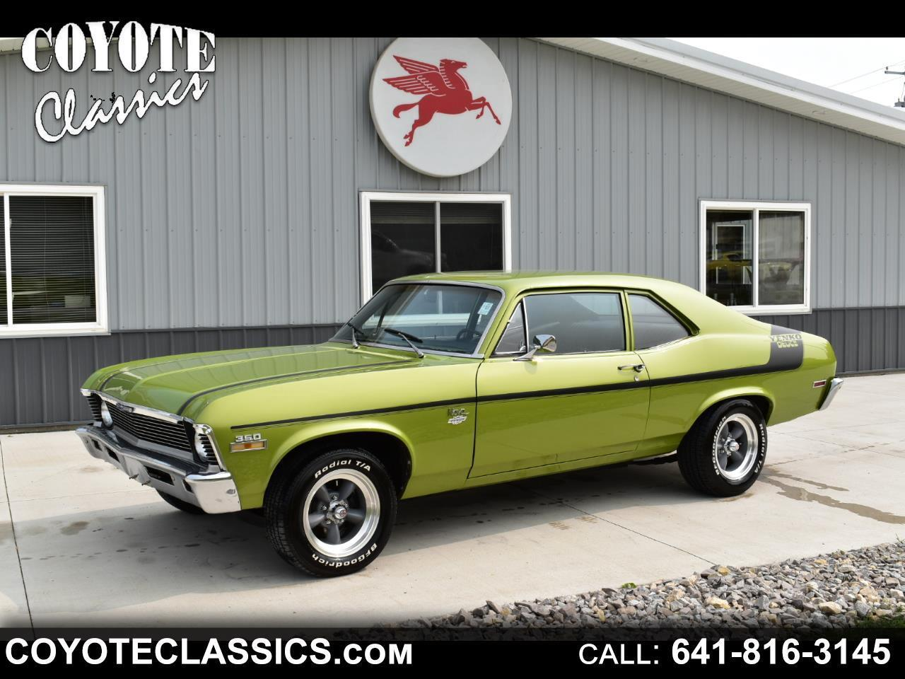 1970 Chevrolet Nova (CC-1388988) for sale in Greene, Iowa