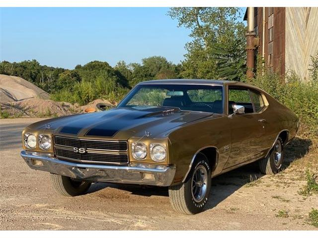 1970 Chevrolet Chevelle SS (CC-1389004) for sale in Carlisle, Pennsylvania