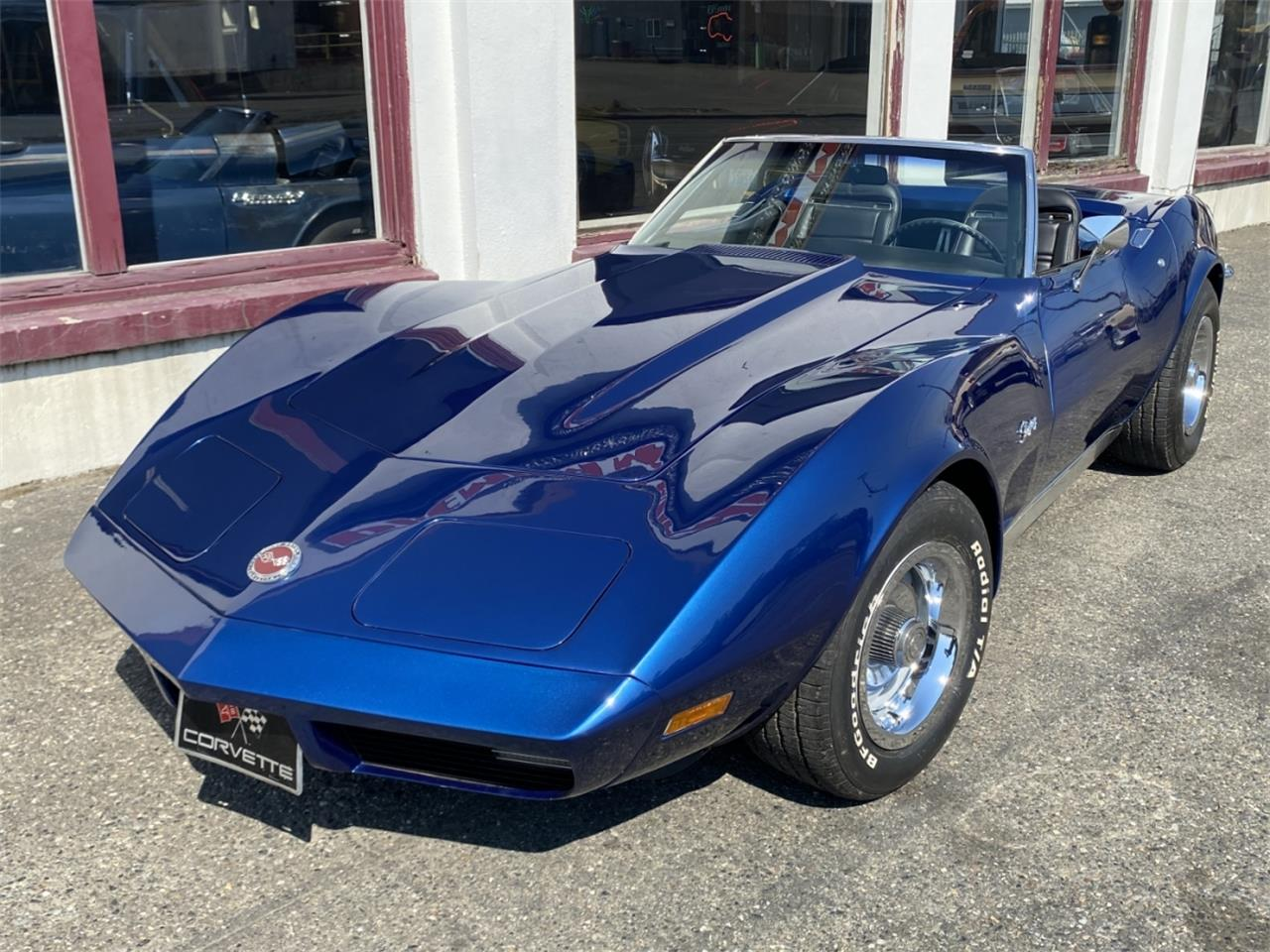1973 Chevrolet Corvette (CC-1389006) for sale in Tocoma, Washington