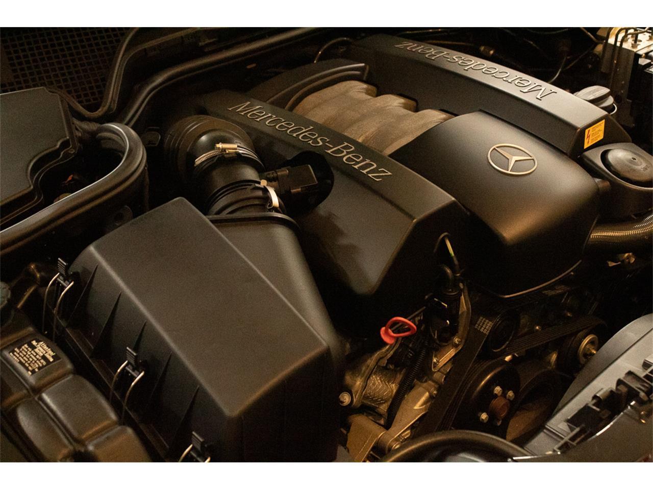 2000 Mercedes-Benz E320 (CC-1389021) for sale in Solon, Ohio