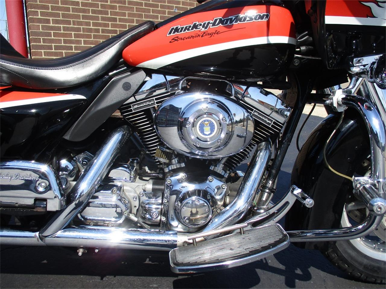 2000 Harley-Davidson Road Glide (CC-1389025) for sale in Sterling, Illinois