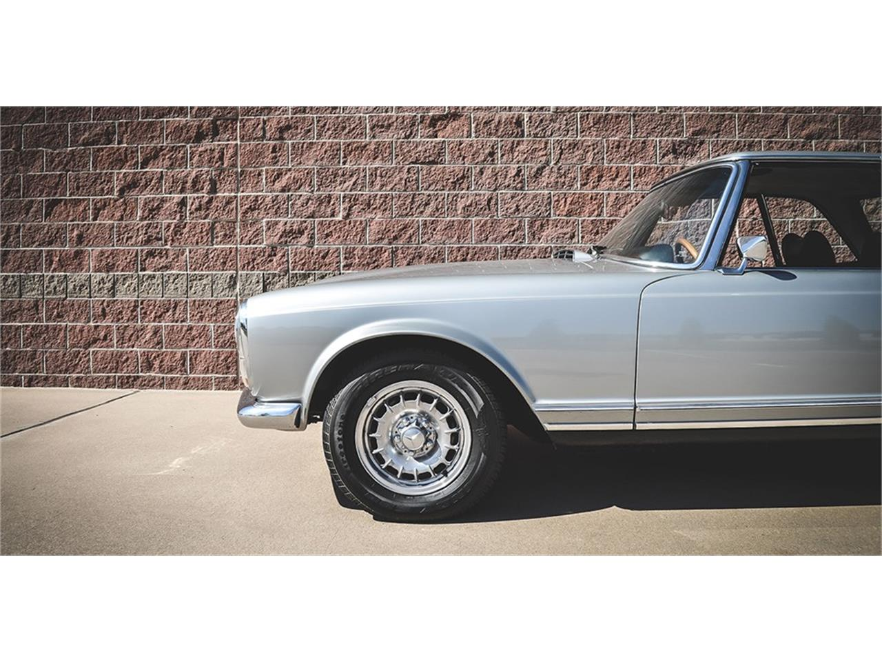 1969 Mercedes-Benz 280SL (CC-1389030) for sale in Wichita, Kansas