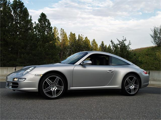 2007 Porsche 911 Carrera (CC-1389031) for sale in Spokane, Washington