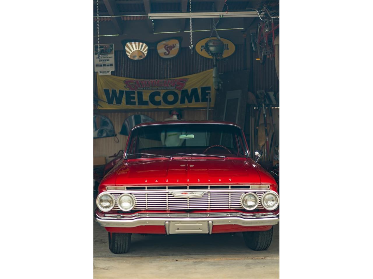 1961 Chevrolet Bel Air (CC-1389032) for sale in Scottsdale, Arizona