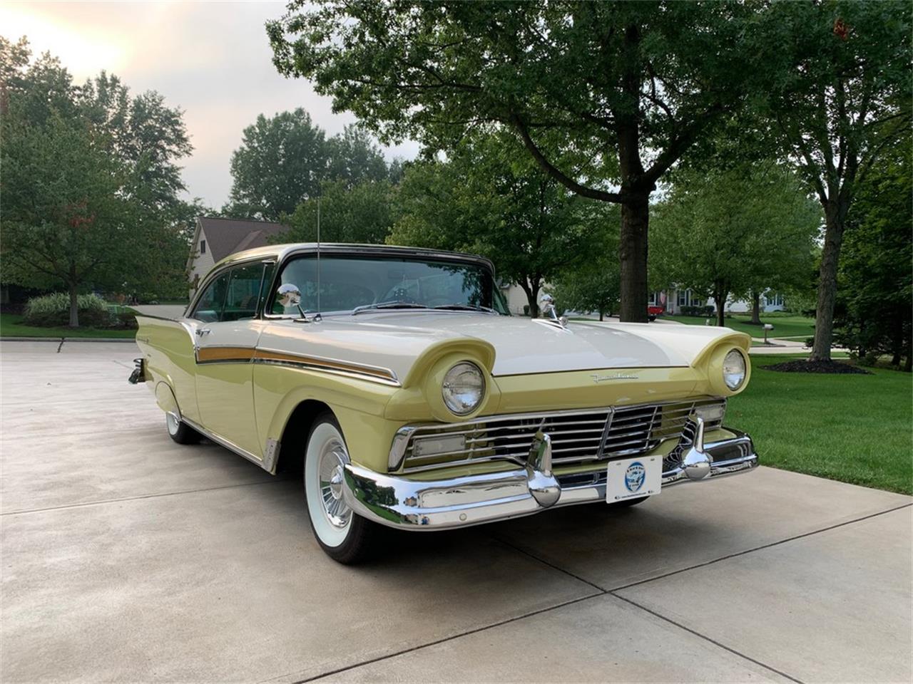 1957 Ford Fairlane 500 (CC-1389033) for sale in NORTH ROYALTON, OHIO (OH)