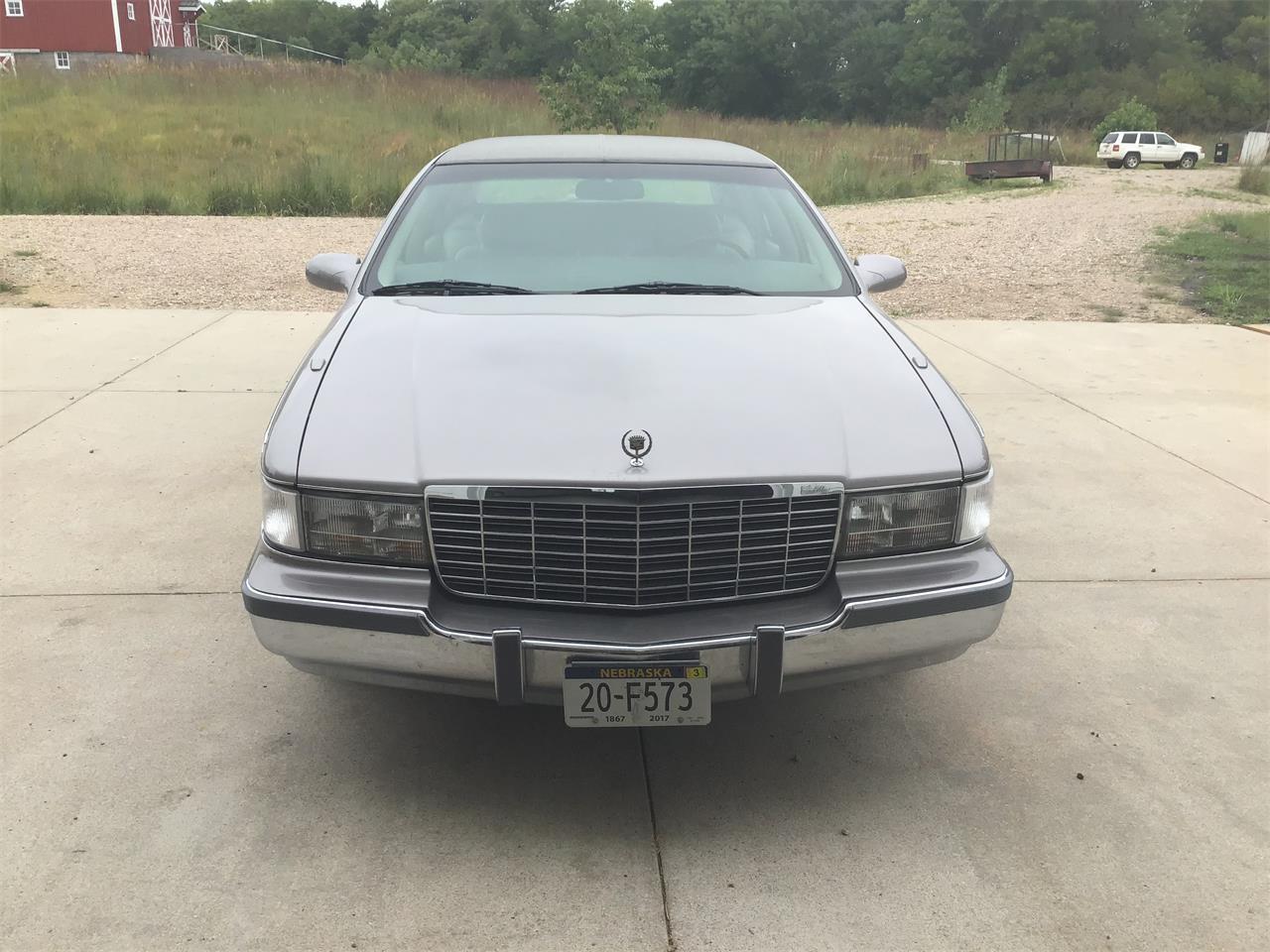 1996 Cadillac Fleetwood Brougham (CC-1389038) for sale in Alvo, Nebraska