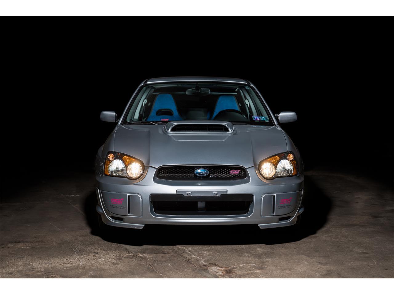 2004 Subaru WRX (CC-1389047) for sale in Philadelphia, Pennsylvania