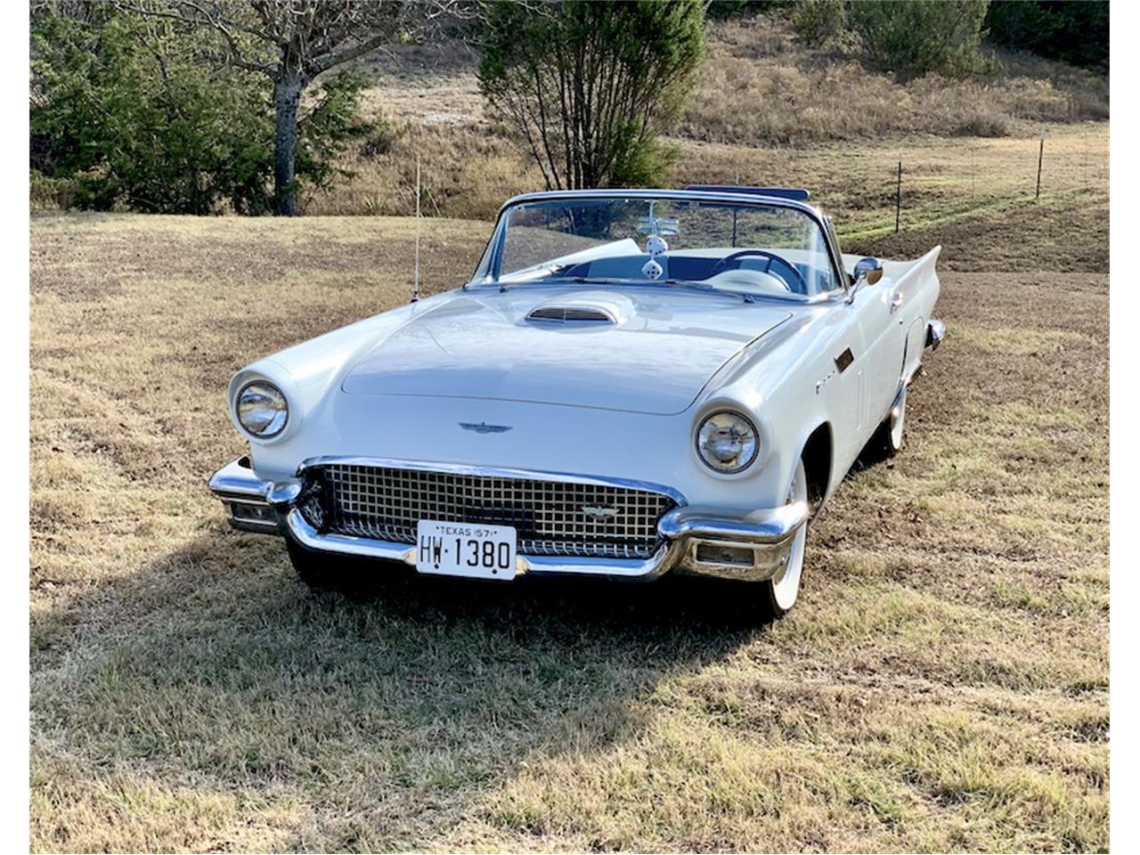 1957 Ford Thunderbird (CC-1389048) for sale in Granbury, Texas