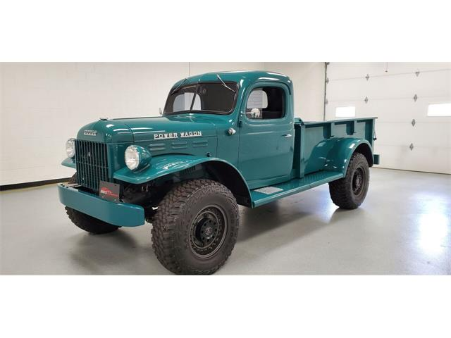 1948 Dodge Power Wagon (CC-1389055) for sale in Watertown, Wisconsin