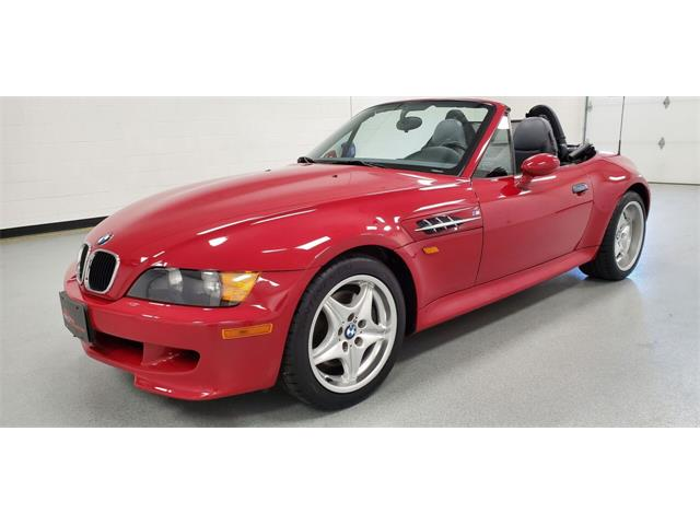 1998 BMW M Coupe