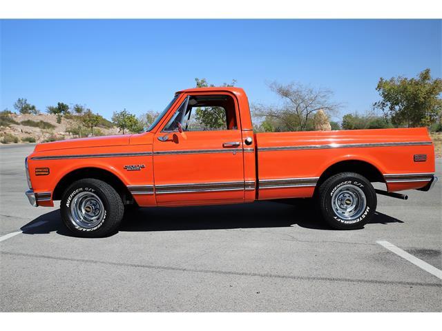 1970 Chevrolet C10 (CC-1389066) for sale in Boulder City, Nevada
