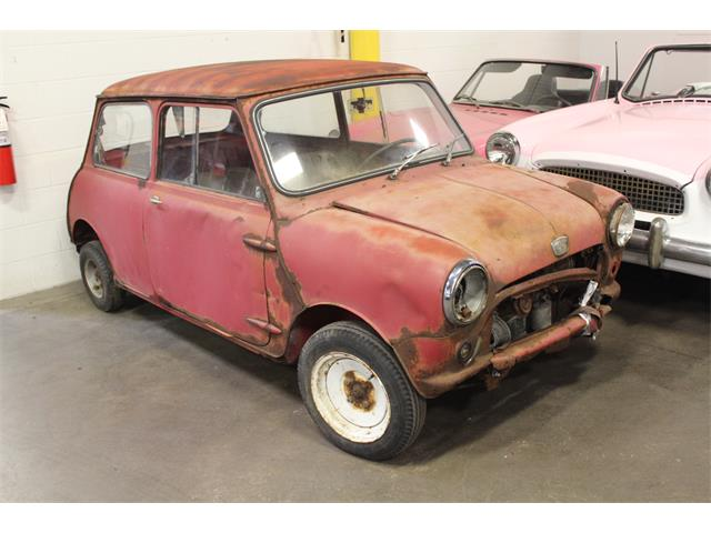 1961 Austin Mini (CC-1389067) for sale in Cleveland, Ohio