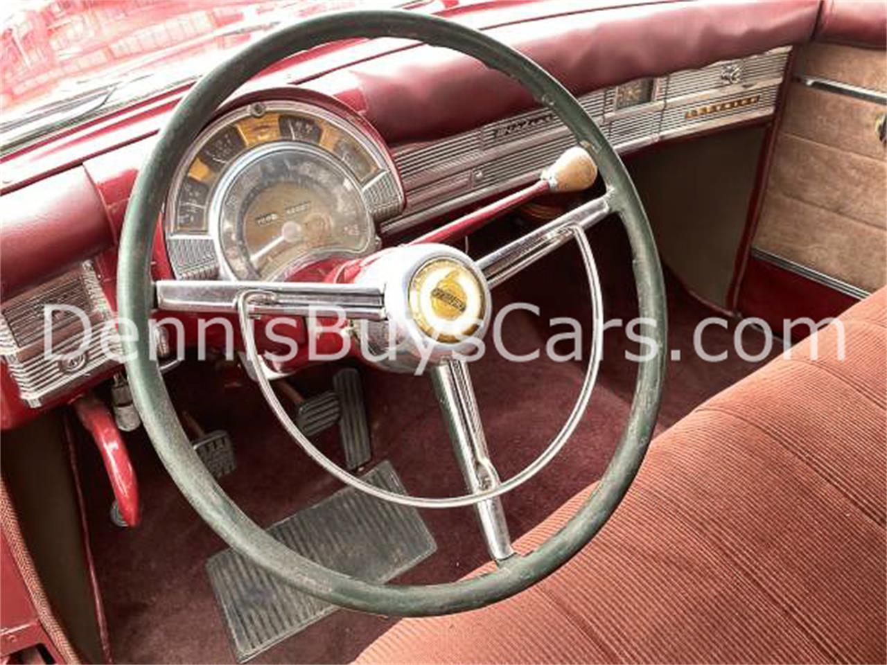 1950 Chrysler Windsor (CC-1389068) for sale in LOS ANGELES, California
