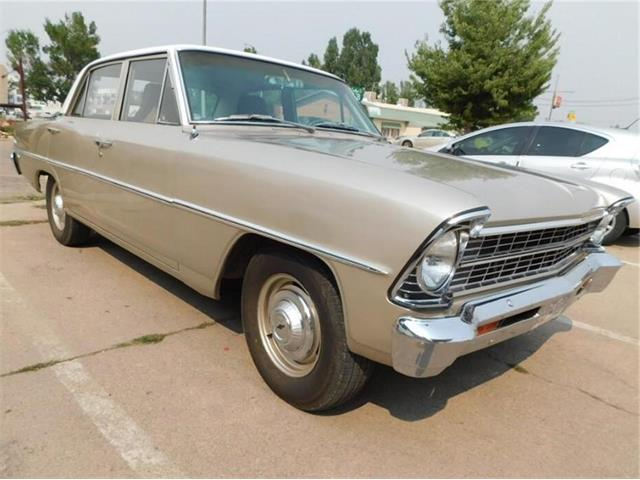 1967 Chevrolet Nova II (CC-1389089) for sale in Loveland, Colorado