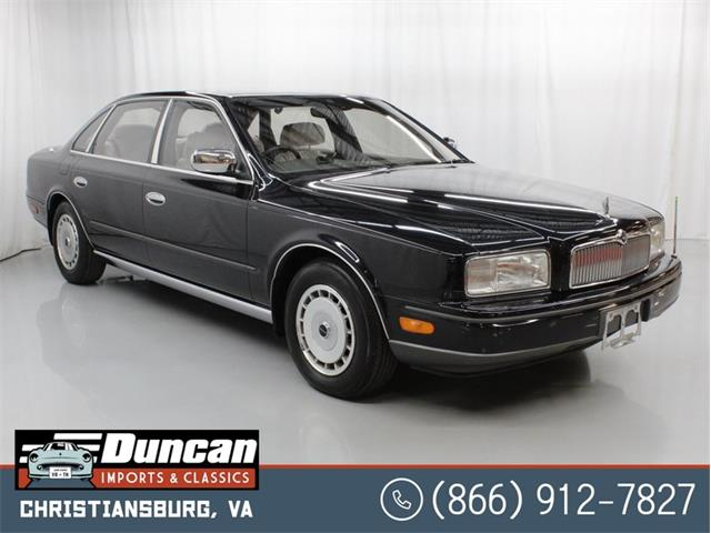 1991 Nissan President (CC-1389099) for sale in Christiansburg, Virginia