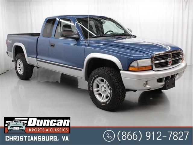 2004 Dodge Dakota (CC-1389107) for sale in Christiansburg, Virginia