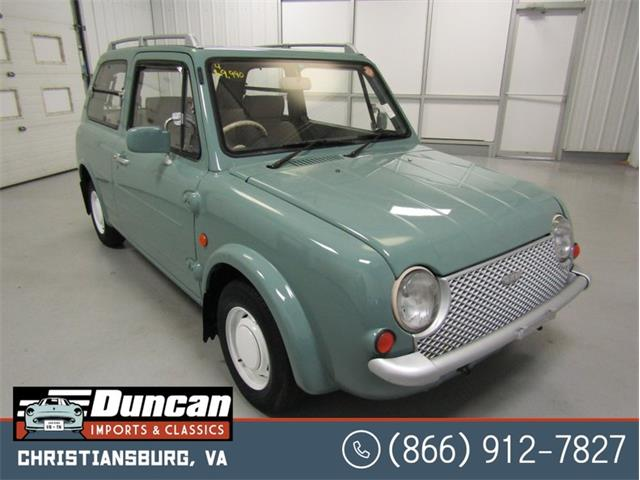 1989 Nissan Pao (CC-1389113) for sale in Christiansburg, Virginia