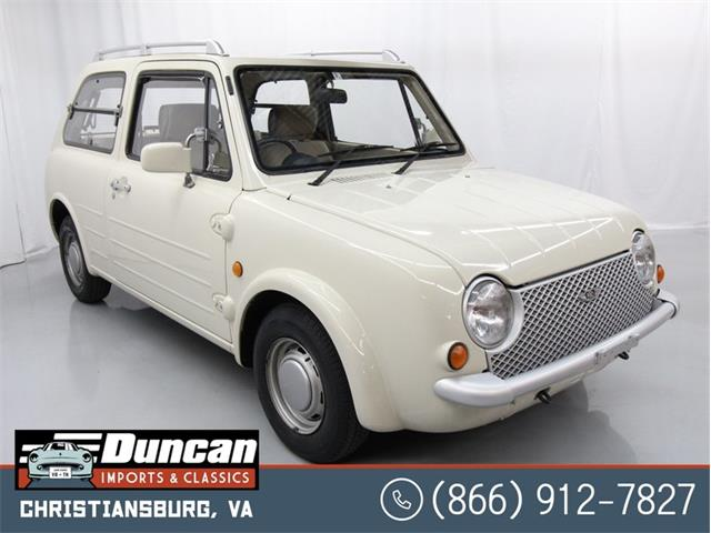 1990 Nissan Pao (CC-1389116) for sale in Christiansburg, Virginia