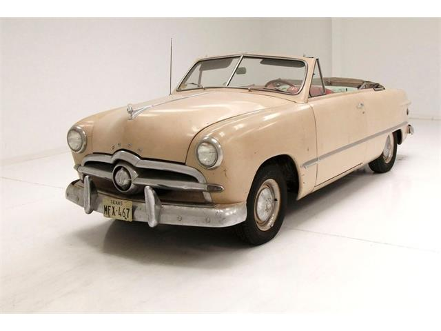 1949 Ford Custom (CC-1380912) for sale in Morgantown, Pennsylvania
