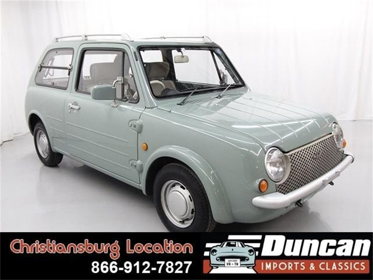 1990 Nissan Pao (CC-1389157) for sale in Christiansburg, Virginia