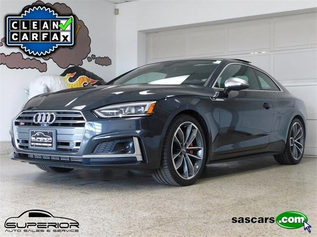 2018 Audi S5 (CC-1389168) for sale in Hamburg, New York