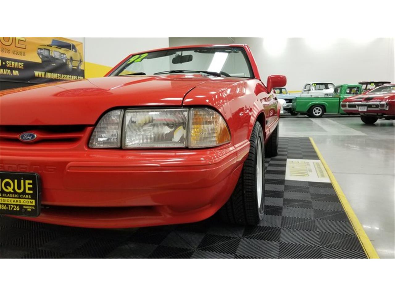 1992 Ford Mustang (CC-1389169) for sale in Mankato, Minnesota
