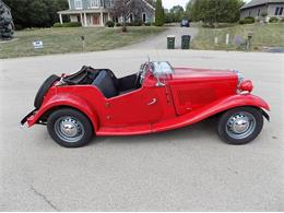 1952 MG TD (CC-1389172) for sale in Cadillac, Michigan