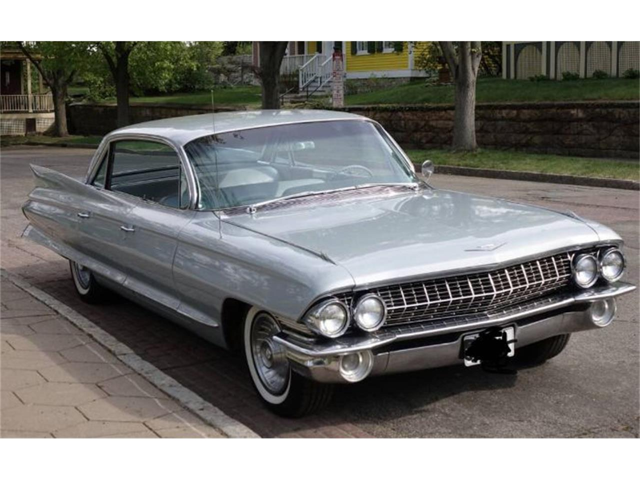 1961 Cadillac DeVille (CC-1389173) for sale in Cadillac, Michigan
