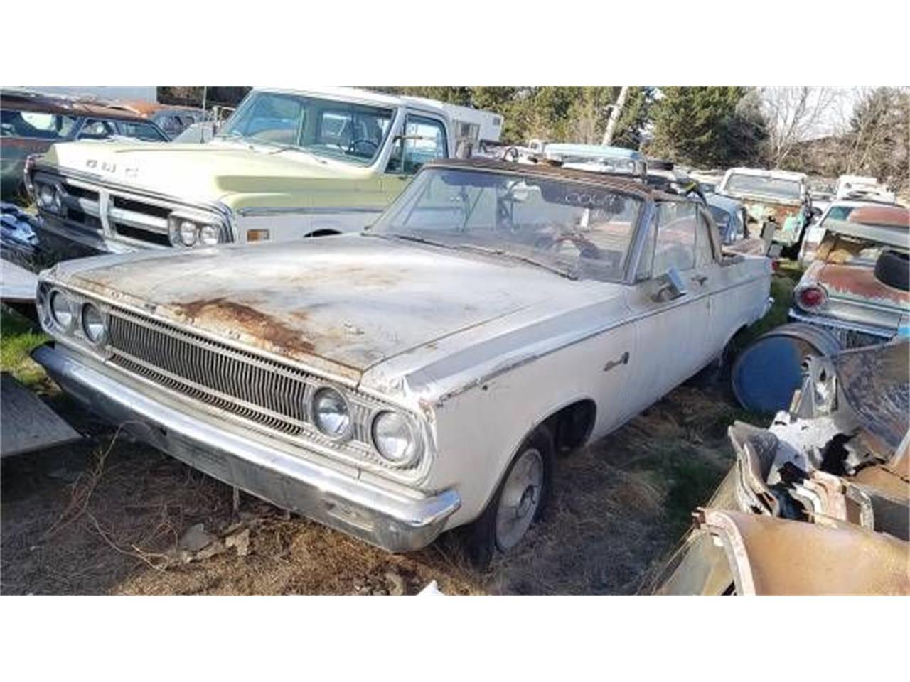 1965 Dodge Coronet (CC-1389176) for sale in Cadillac, Michigan