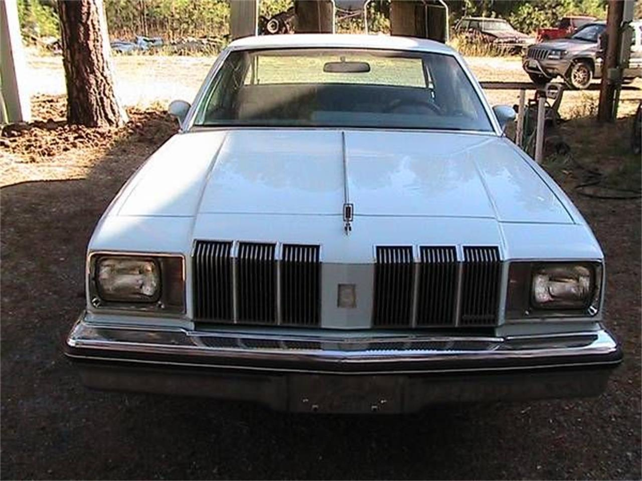 1978 Oldsmobile Cutlass (CC-1389177) for sale in Cadillac, Michigan