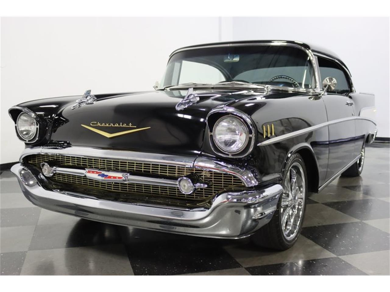 1957 Chevrolet Bel Air (CC-1380918) for sale in Ft Worth, Texas
