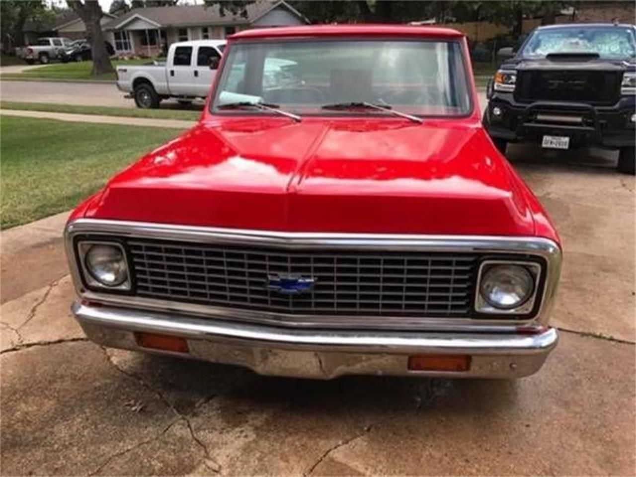 1972 Chevrolet C10 (CC-1389184) for sale in Cadillac, Michigan