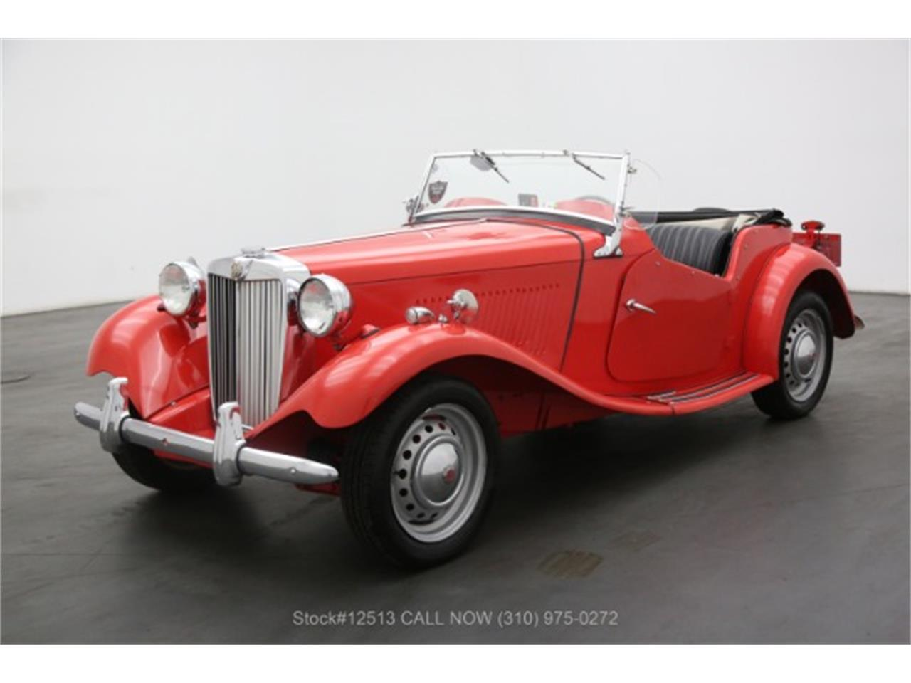 1951 MG TD (CC-1389187) for sale in Beverly Hills, California