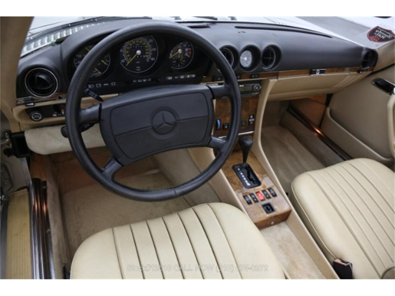 1988 Mercedes-Benz 560SL (CC-1389188) for sale in Beverly Hills, California