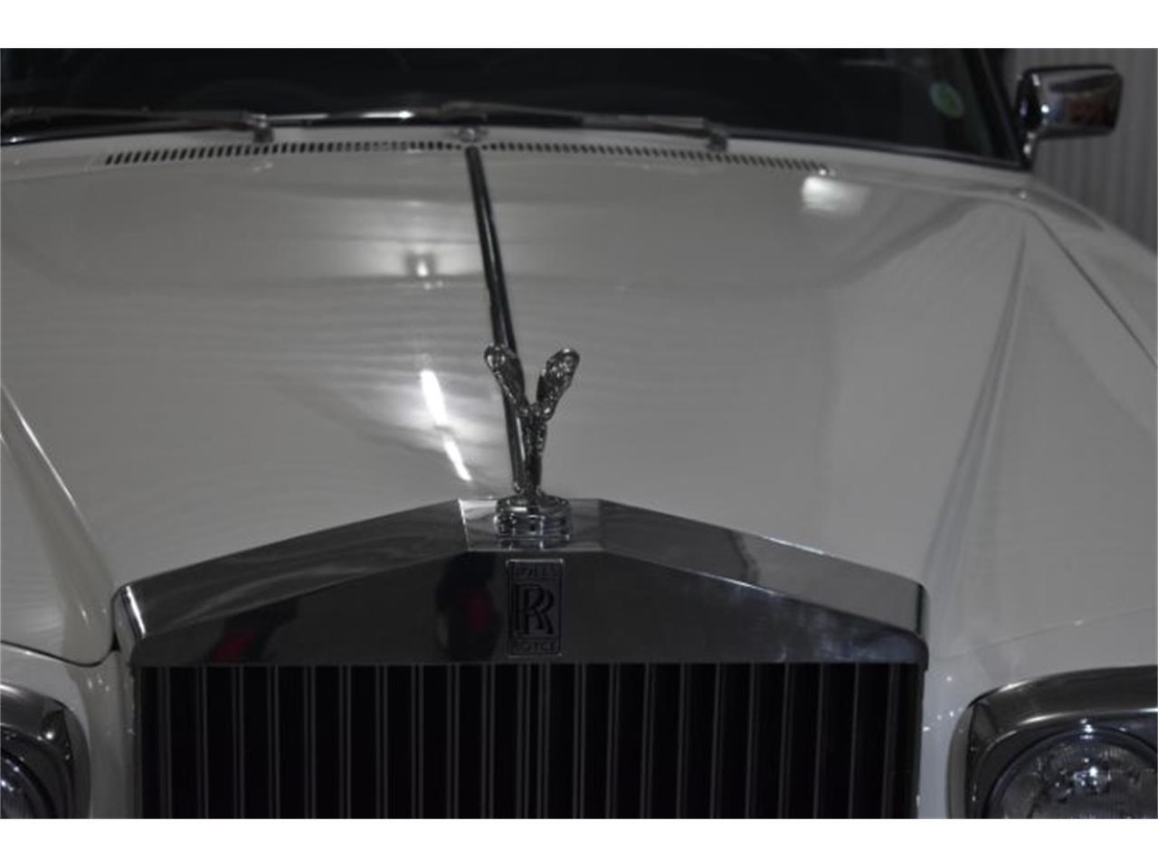 1978 Rolls-Royce Silver Wraith II (CC-1389195) for sale in Cadillac, Michigan
