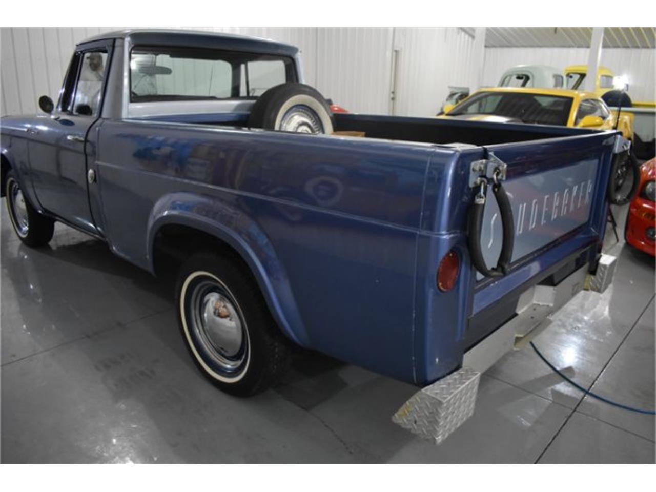 1962 Studebaker Champ (CC-1389197) for sale in Cadillac, Michigan