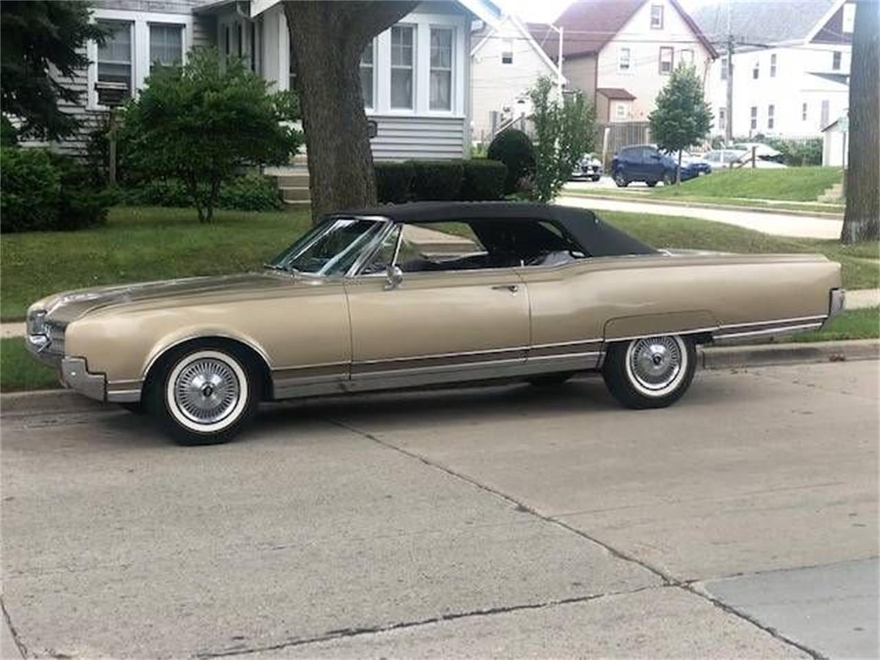 1966 Oldsmobile 98 (CC-1389198) for sale in Cadillac, Michigan